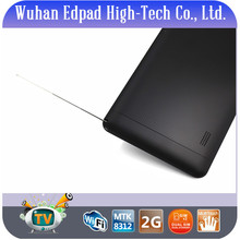 New model 7inch MTK8312 Dual Core Dual Sims tablet 3g android tv tuner tablet digital tv