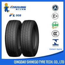 Faralong FL908 Good Quality, New China Tire/ Passenger Car Tire