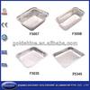 Small aluminum container