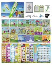 toys cheap of touch talking reading pen,English Arabic and French Learning