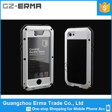 For Apple Iphone 5 Extreme Armor Waterproof Dropproof Shockproof Metal Aluminum Case