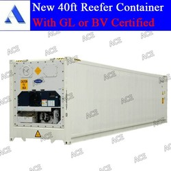 Brand new 40ft refrigerator container for sale