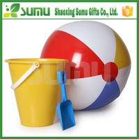 Made in china Wholesale pvc plastic beach ball
