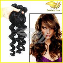 China wholesale hair distributors supply 2014 new hair styles of 100% human hair weave