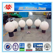 Protection equipment dock EVA foam filled fenders marine mooring buoys