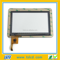 """5"""" TFT LCD Panel Module RGB Interface with CTP cover lens OCA bonding"""