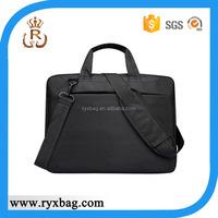 Laptop shoulder messenger bag