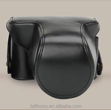 2015 high design bag leather camera case ,leather digital bag,custom leather camera cases