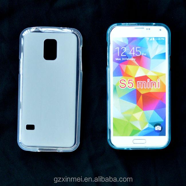 XMY Double matte for samsung galaxy s5 mini tpu case, TPU case for samsung galaxy s5 mini