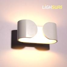 CE UL home 2014 styles wall light & innovative design wall light & newest moon shape wall lights