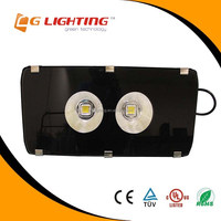 Two Sources Outdoor 60W LED Tunnel Light