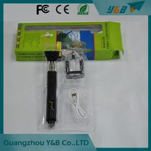 Direct Factory Price Wireless Usb Selfie Stick