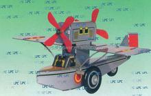 ship model / metal craft / wind up tin toy / car