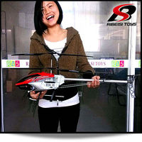 3.5 channel large rc helicopter with gyro