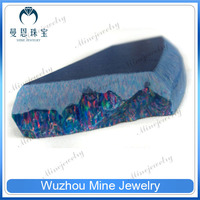 High Quality Malachite Synthetic Opal Rough