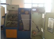 BAOC-22DT copper fine wire drawing machine with annealing