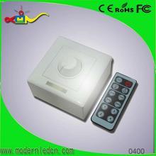 popular wall mount 1 channel dmx dimmer
