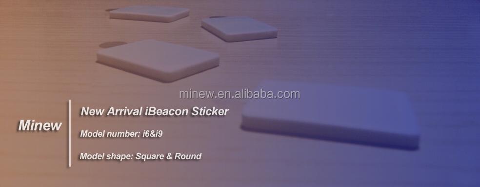 ibeacon sticker