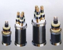 0.6/1kv low voltage copper conductor PVC/XLPE power cable according IEC 60502 standards