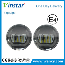 Vinstar 12v CE E4 auto fog lamp for 10W CREE Nissan led drl fog lights