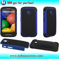 For Moto E mobile cases and covers shockproof case