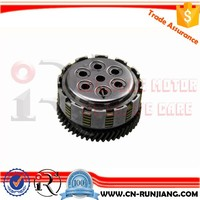 Motorcycle Engine Parts Outer Clutch Gear Set For Suzuki AX100