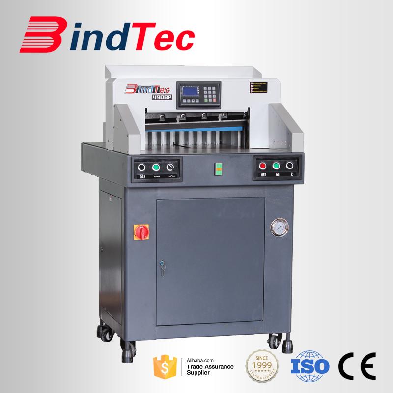 4908P hydraulic paper cutting machine
