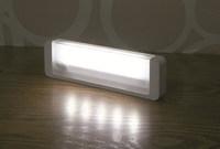 Portable multifunction emergency led motion sensor night light , Cabinet Stair Sensor Lights for night emergency lighting