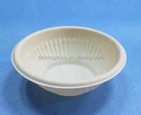 6oz Plant Starch Stripe Bowls