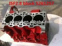 cummins ISF2.8 cylinder block 5261267