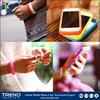 cheap silicon bumper case for iphone/ samsung, cheap custom silicone bracelet