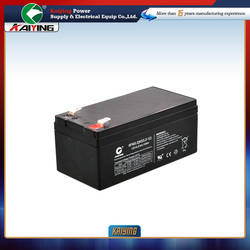 dry charged battery 12v3.2ah