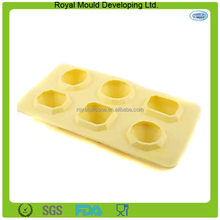 Novelty Diamond Shaped Silicone Ice Cube Tray