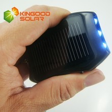 Key ring portable mini 1200mah solar charger with one cable four connectors for iphone,Samsung,micro usb,Nokia little head