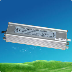 waterproof 12v 50w switching power supply