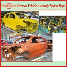 Electric SUV S30 Car's Paint Process