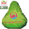 sublimation printing bike seat cover made in china