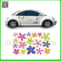 Customized vinyl car window sticker for factory price