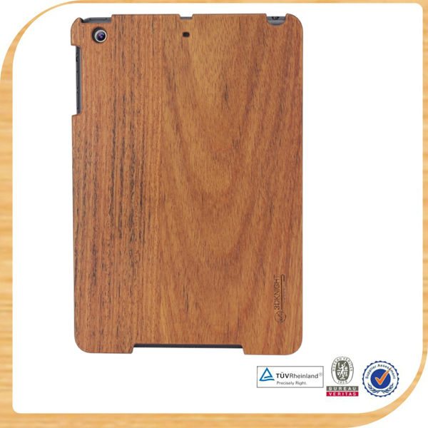 2014 alibaba best selling case for ipad air wood case, wood case for ipad air