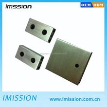 Precisión OEM y ODM piezas en cnc de mecanizado de los rototiller y partes