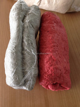 Best quality latex reclaim rubber /latex recycle rubber made of latex glove