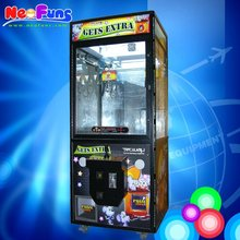 "Popular 31"" Gets Extra Double Claw Candy And Plush Toy Catching Machine"