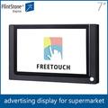 exposição de vídeo caries de 7 polegadas, display digital