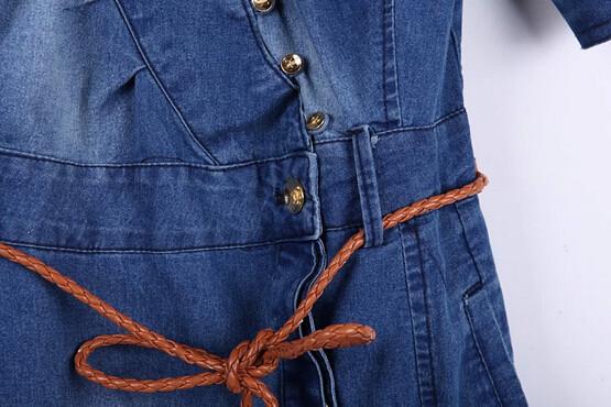 Новый ковбой Новинка s тип женщин платья v-образным вырезом сексуальные джинсовые платья мода клуб платья Жан женщина одежду bodycon платье w012