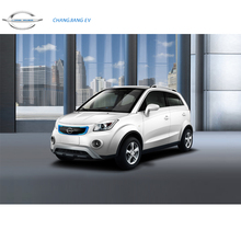 Long River pure electric vehicle / mini urban SUV car powered by LiFePO4 battery, 5 or 2 seats, max. speed 136 km/h