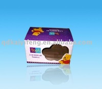 window paper baby food candy packaigng boxes