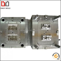 OEM Factory of Injection Plastic Mould Making Form China Supplier
