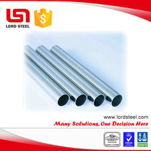 A312 average wall thickness stainless steel pipe for fitness equipment