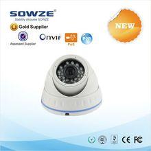 SD card digital camera 24pcs ir leds indoor dome cctv camera with memory card