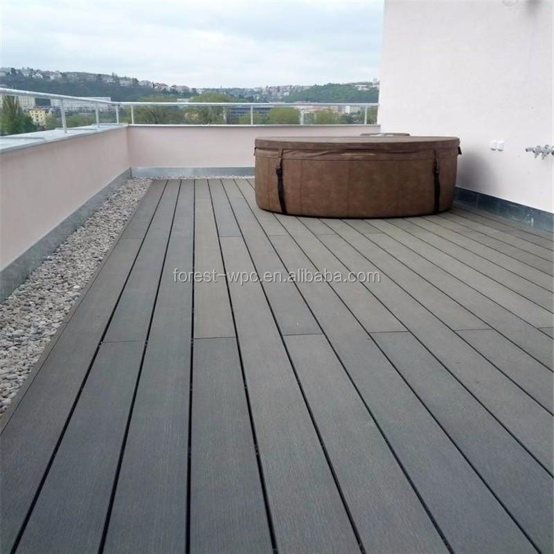 balkon wpc good die wpc terrasse alles zum bankirai ersatz planeo boden auf balkon verlegen. Black Bedroom Furniture Sets. Home Design Ideas